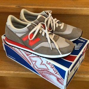 J Crew New Balance 6690 Classic shoes